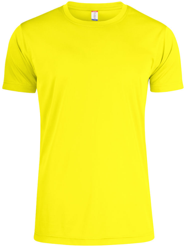 Basic Active T-shirt | 100% polyester | 135 g/m2