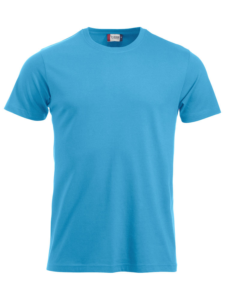 Classic T-shirt turquoise